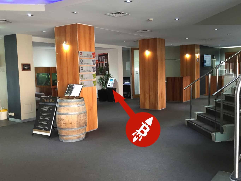 BitRocket Bitcoin ATM Earl St Launceston TAS Buy Bitcoin ATM