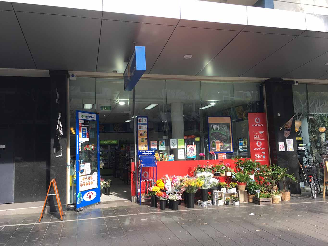 Lucky 7 Crystal Minimart Sydney BitRocket Buy and Sell Bitcoin ATM